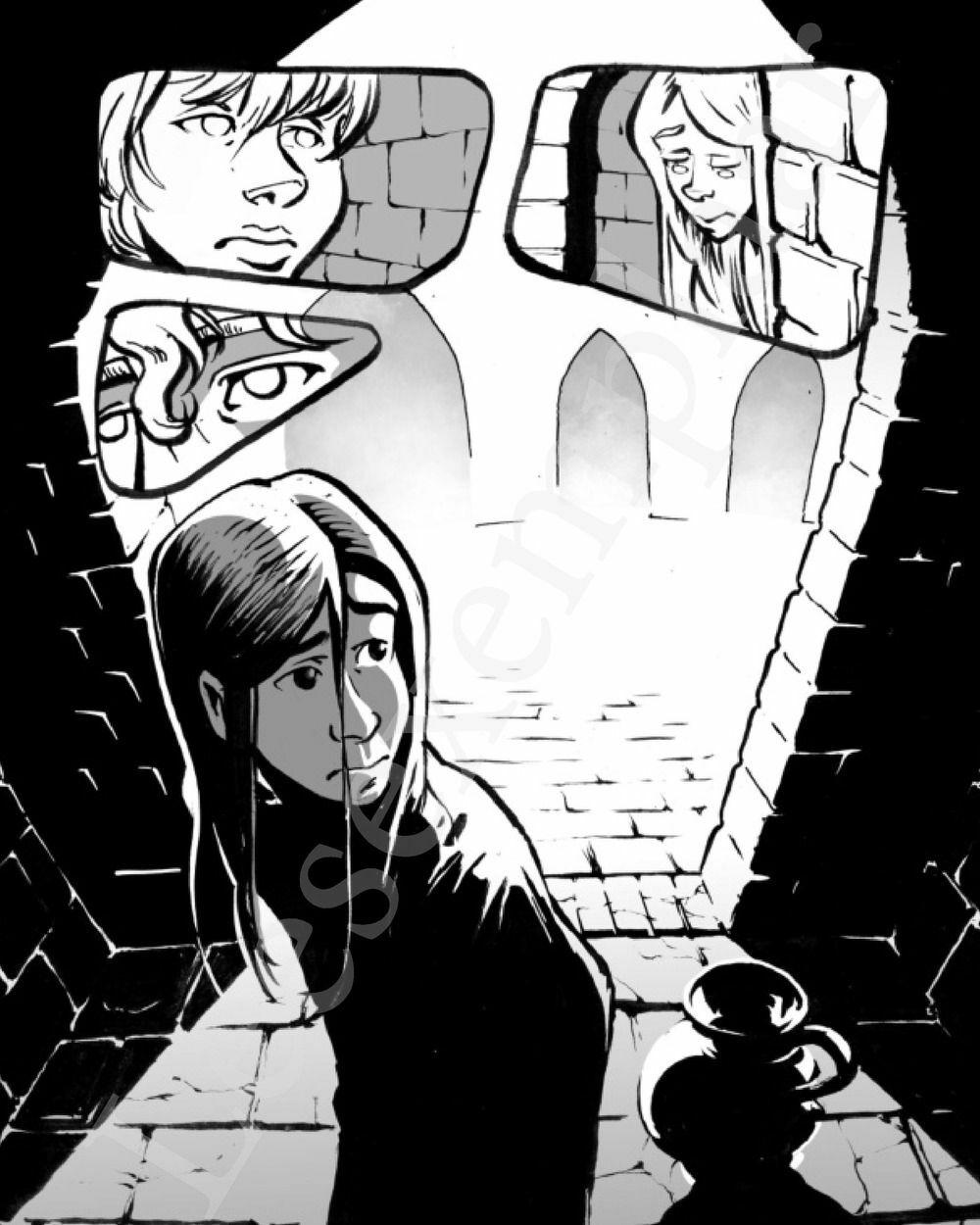 Preview: De poortwereld 3: Het offer