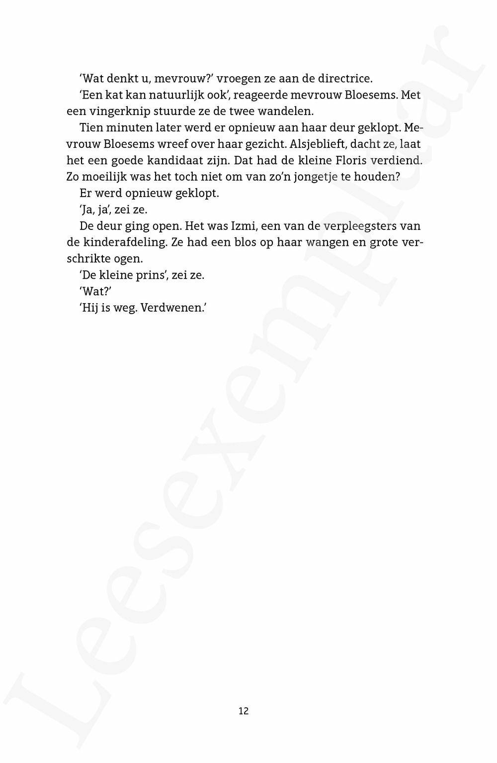 Preview: Floris Oudbloed