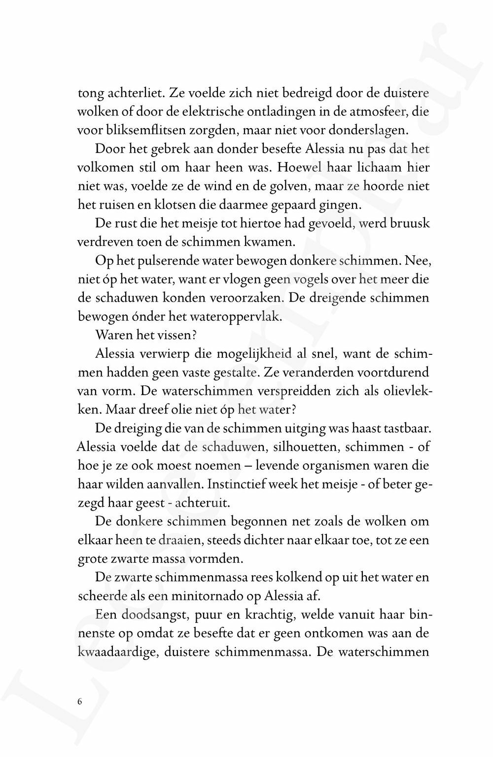 Preview: De tweeling mysteries: Waterschimmen