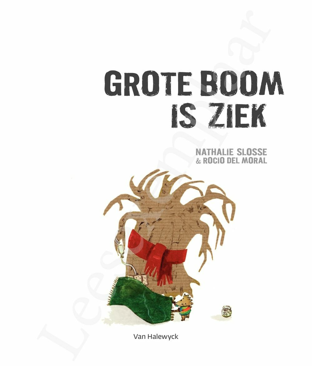 Preview: Grote boom is ziek