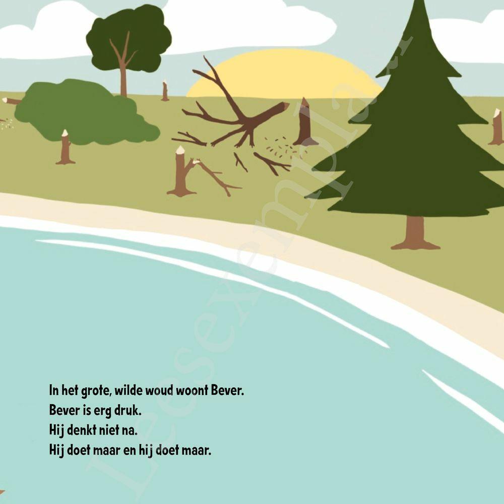 Preview: In het wilde woud: Drukke bever