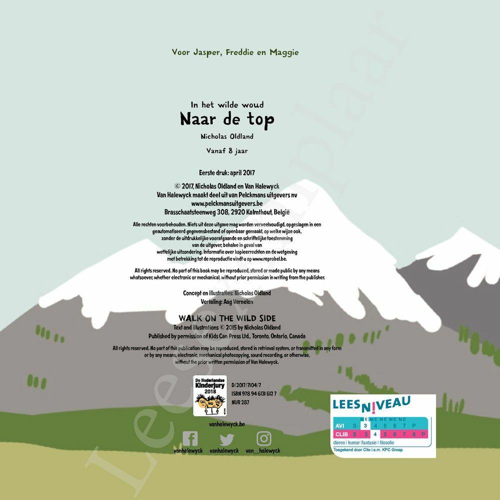 Preview: In het wilde woud: Naar de top