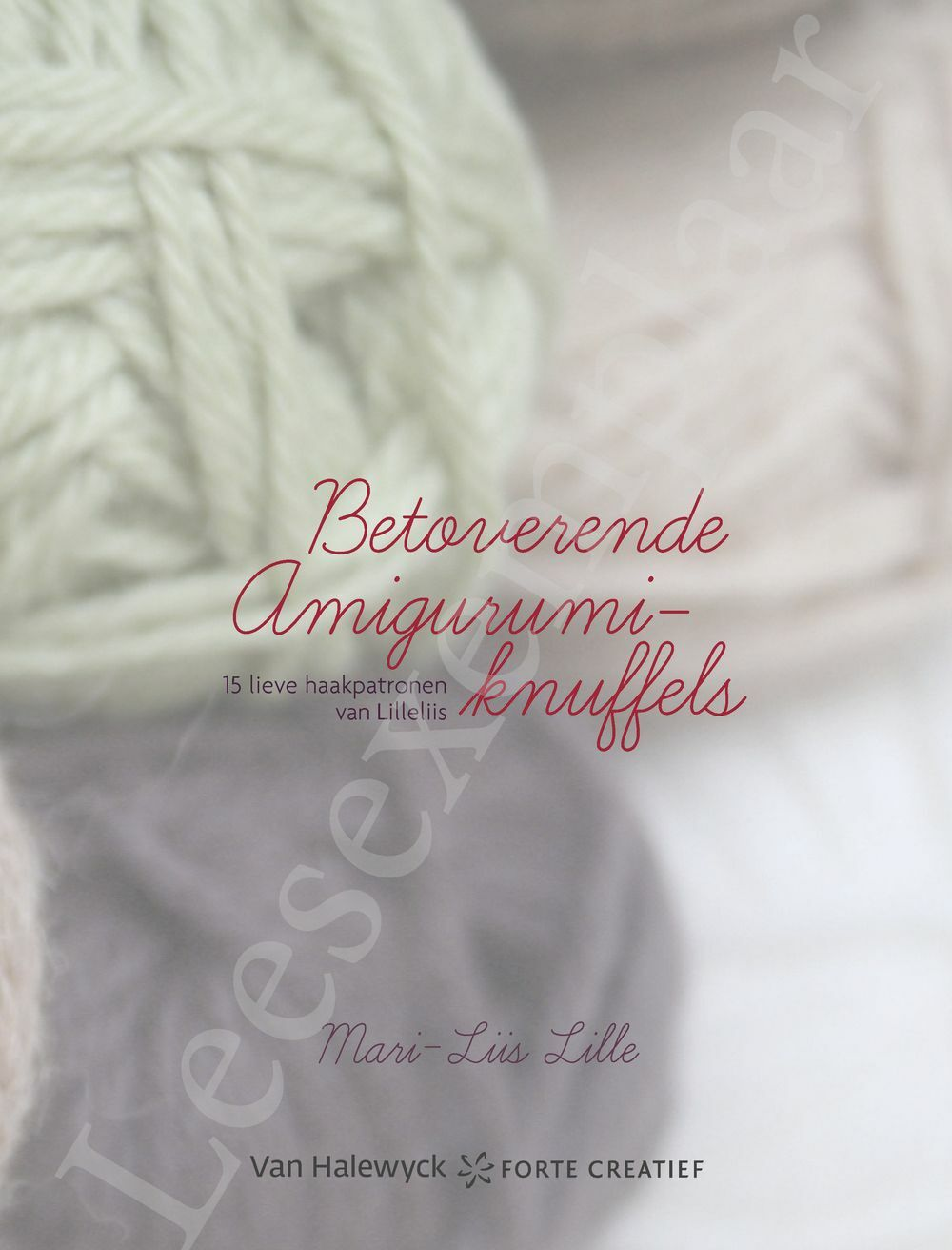 Preview: Betoverende amigurumiknuffels