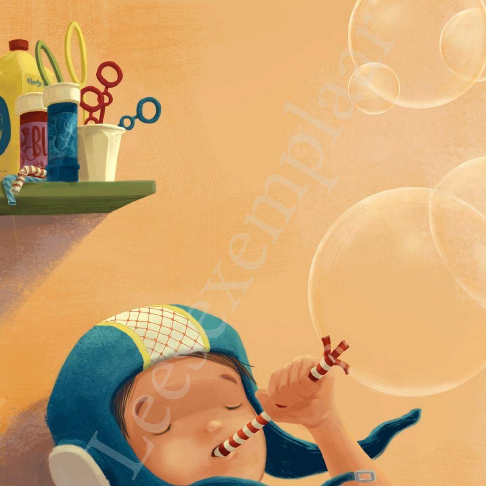 Preview: De jongen in de zeepbel