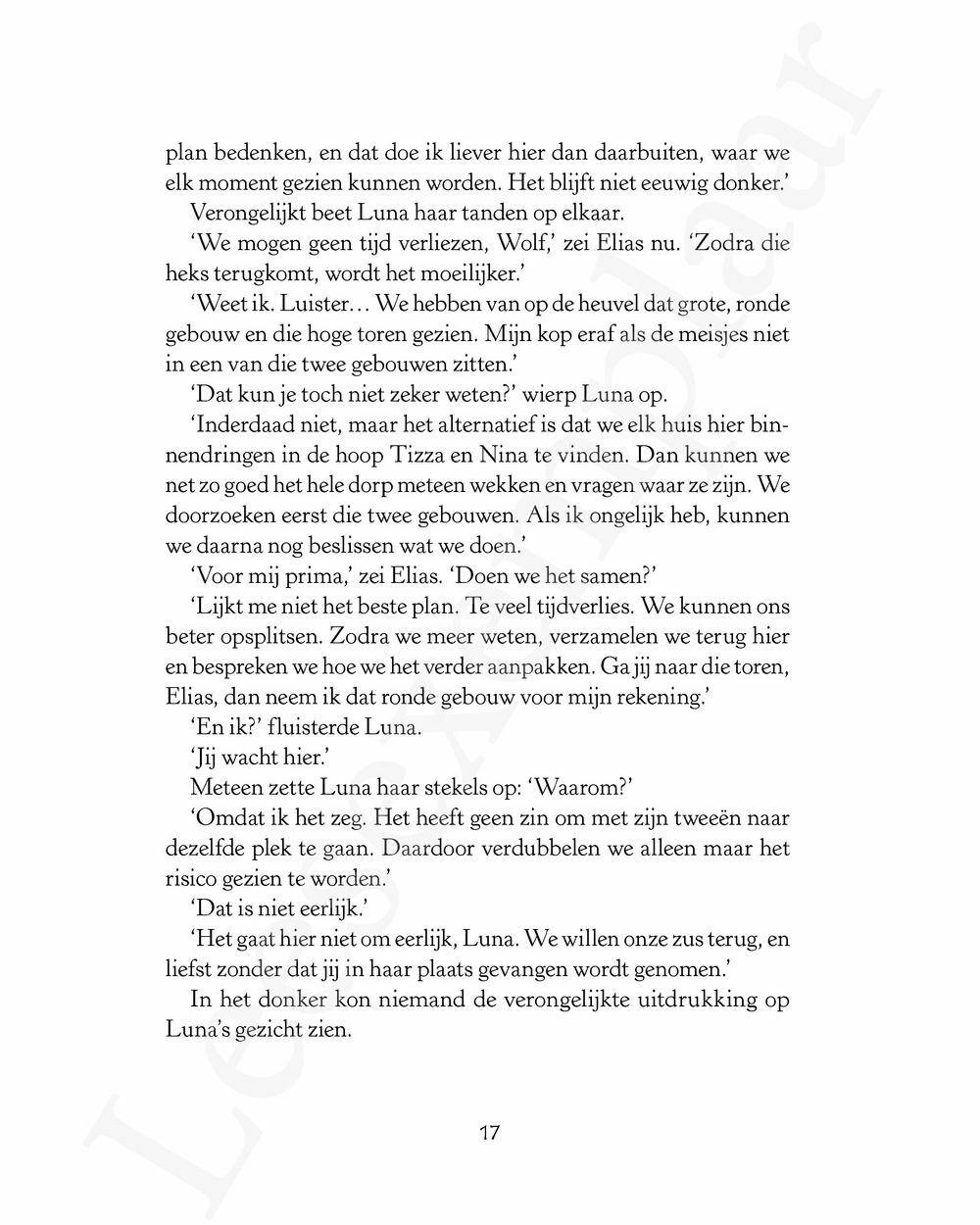 Preview: De poortwereld 4: De witte heks