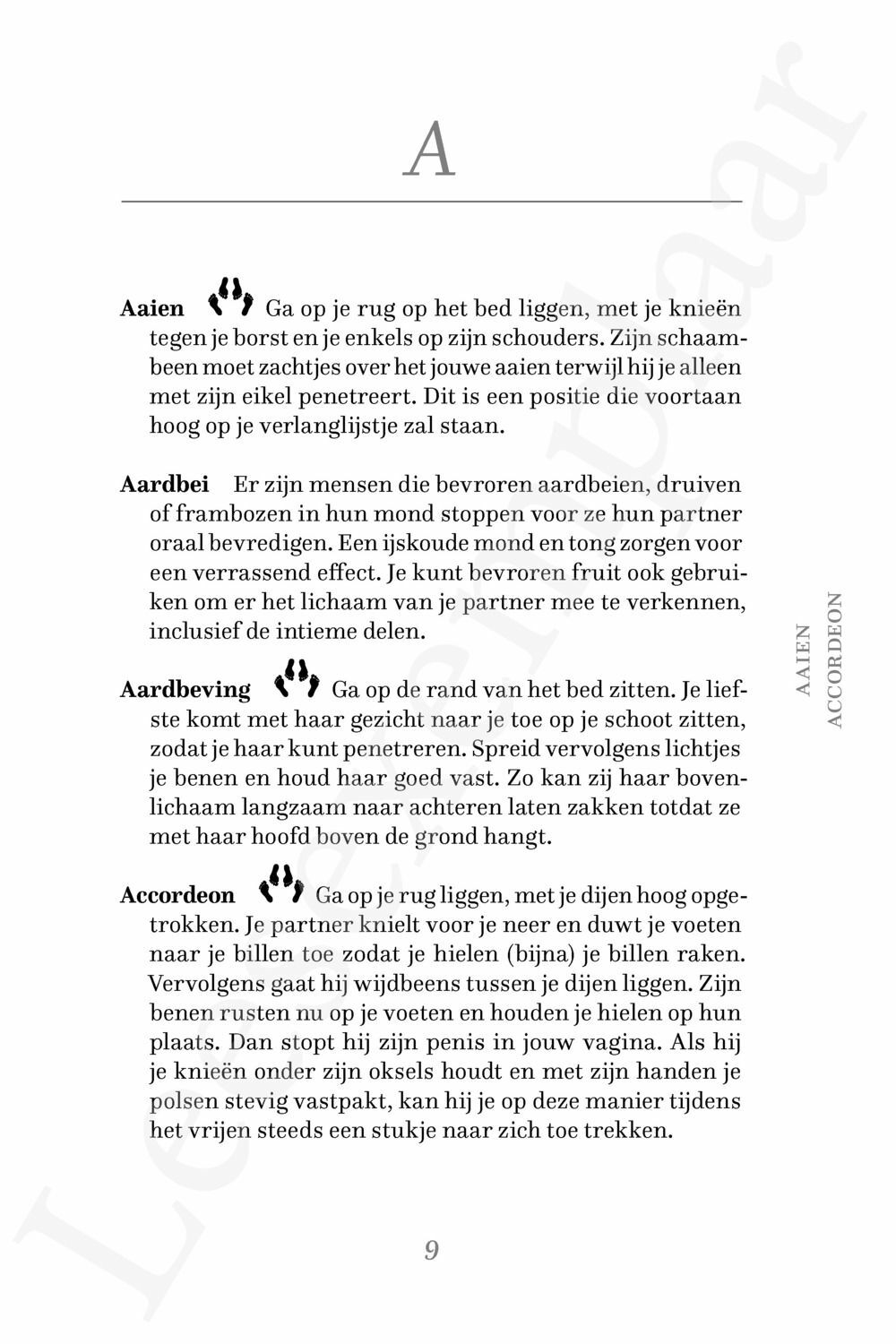 Preview: Spannende seks