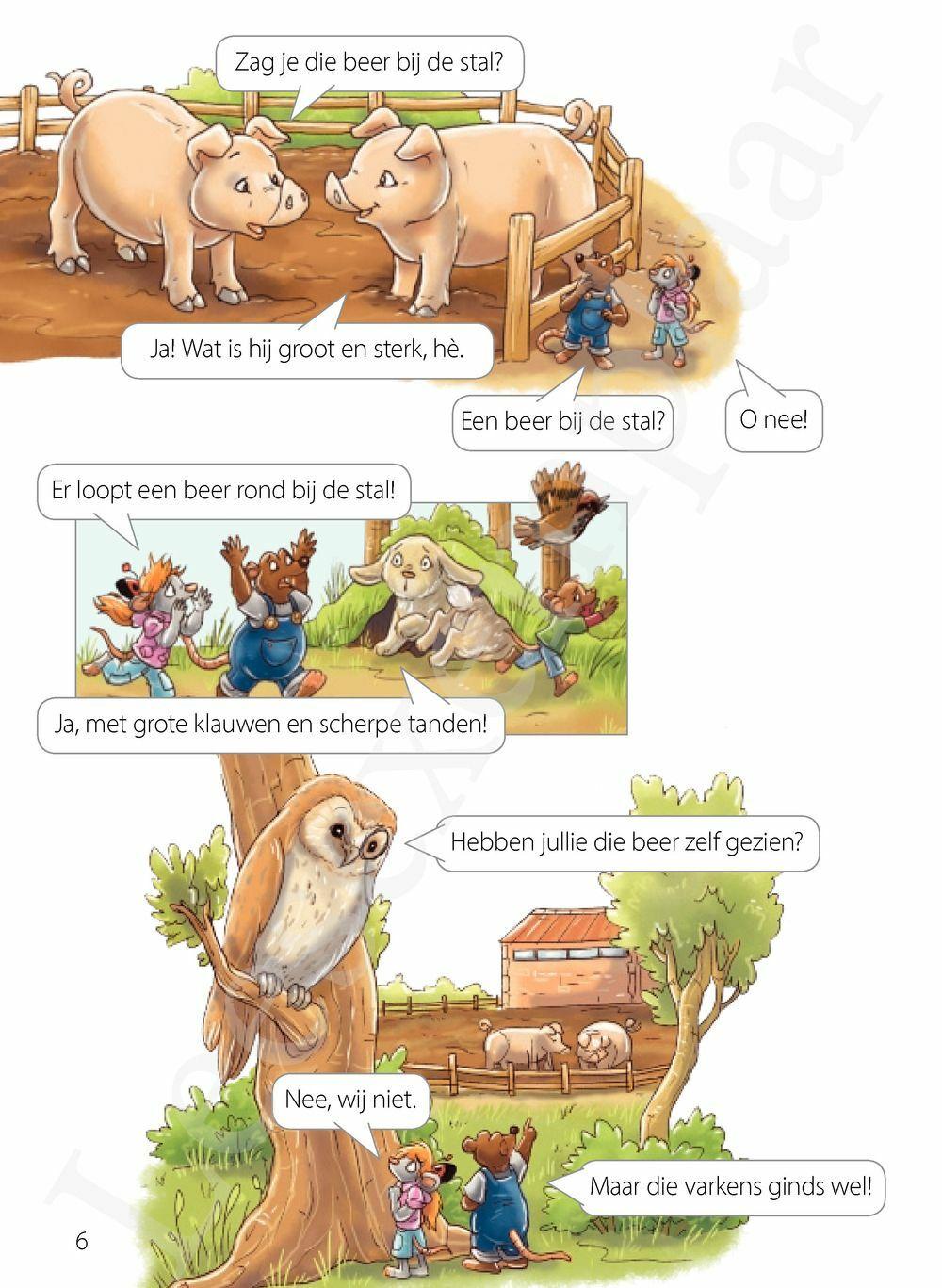 Preview: Jongen of meisje? Ik lees slim - weetjes over dieren