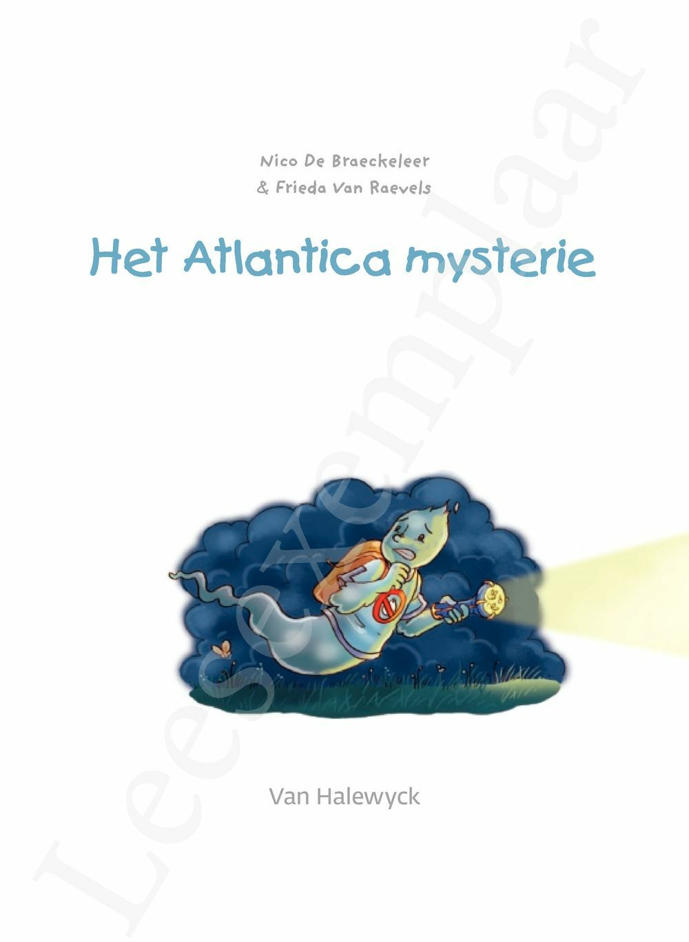 Preview: Het Atlantica Mysterie