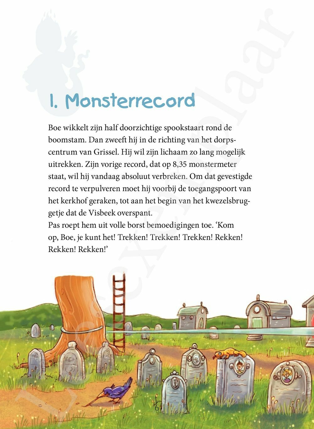 Preview: Boe!Kids Het Atlantica Mysterie