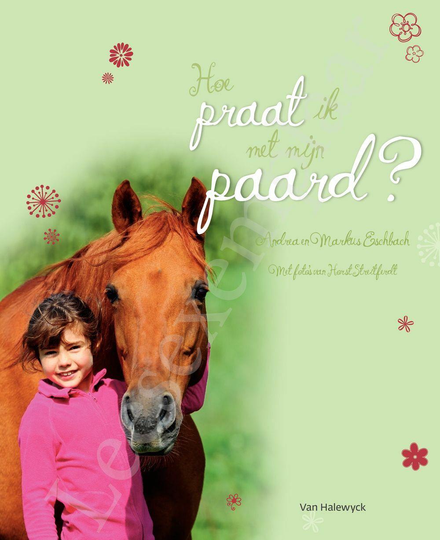 Preview: Hoe praat ik met mijn paard?