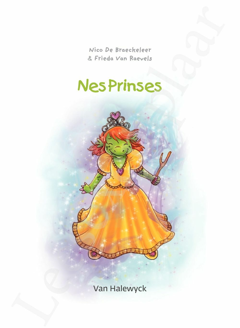 Preview: Nes Prinses