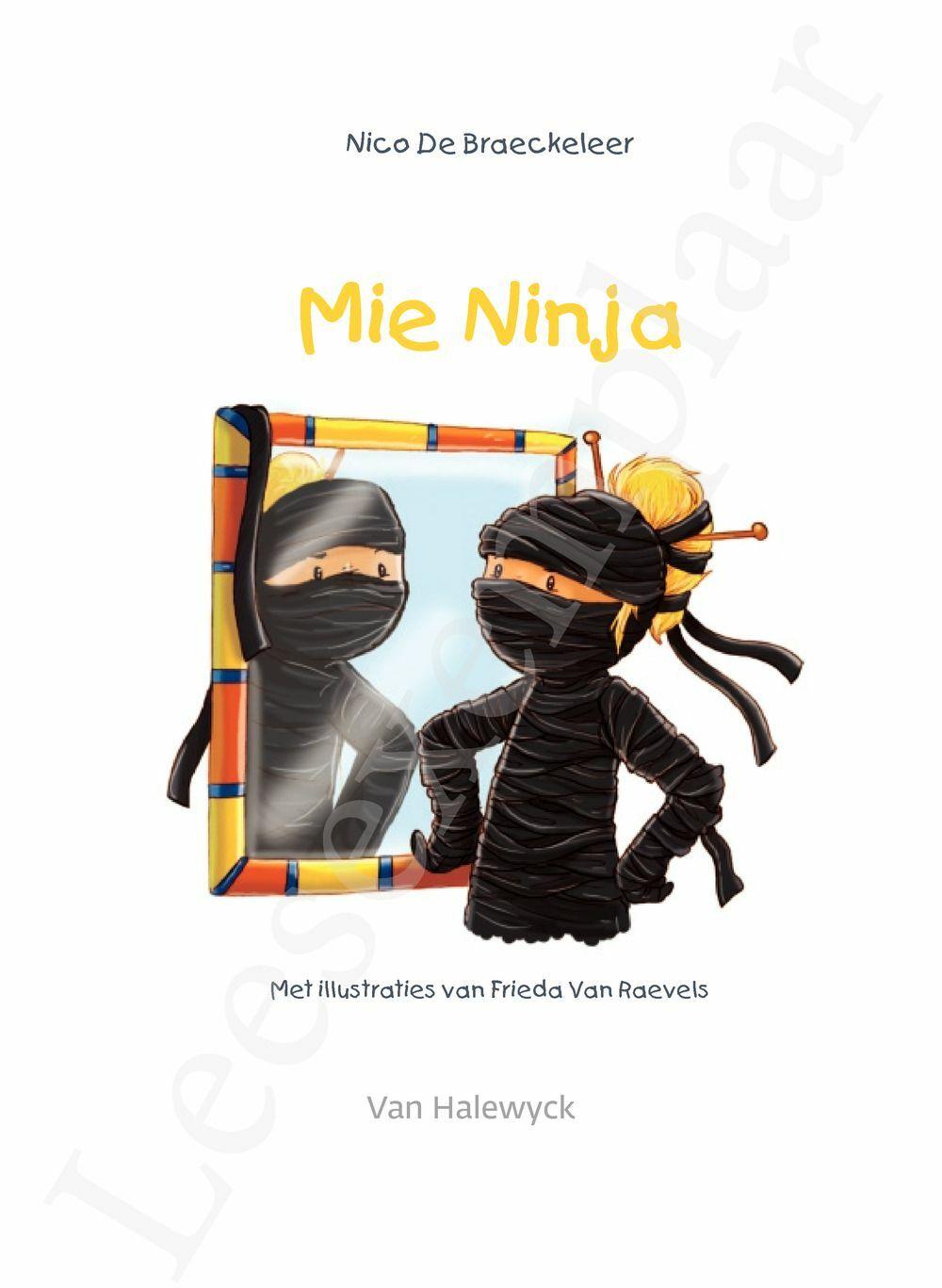 Preview: Mie ninja