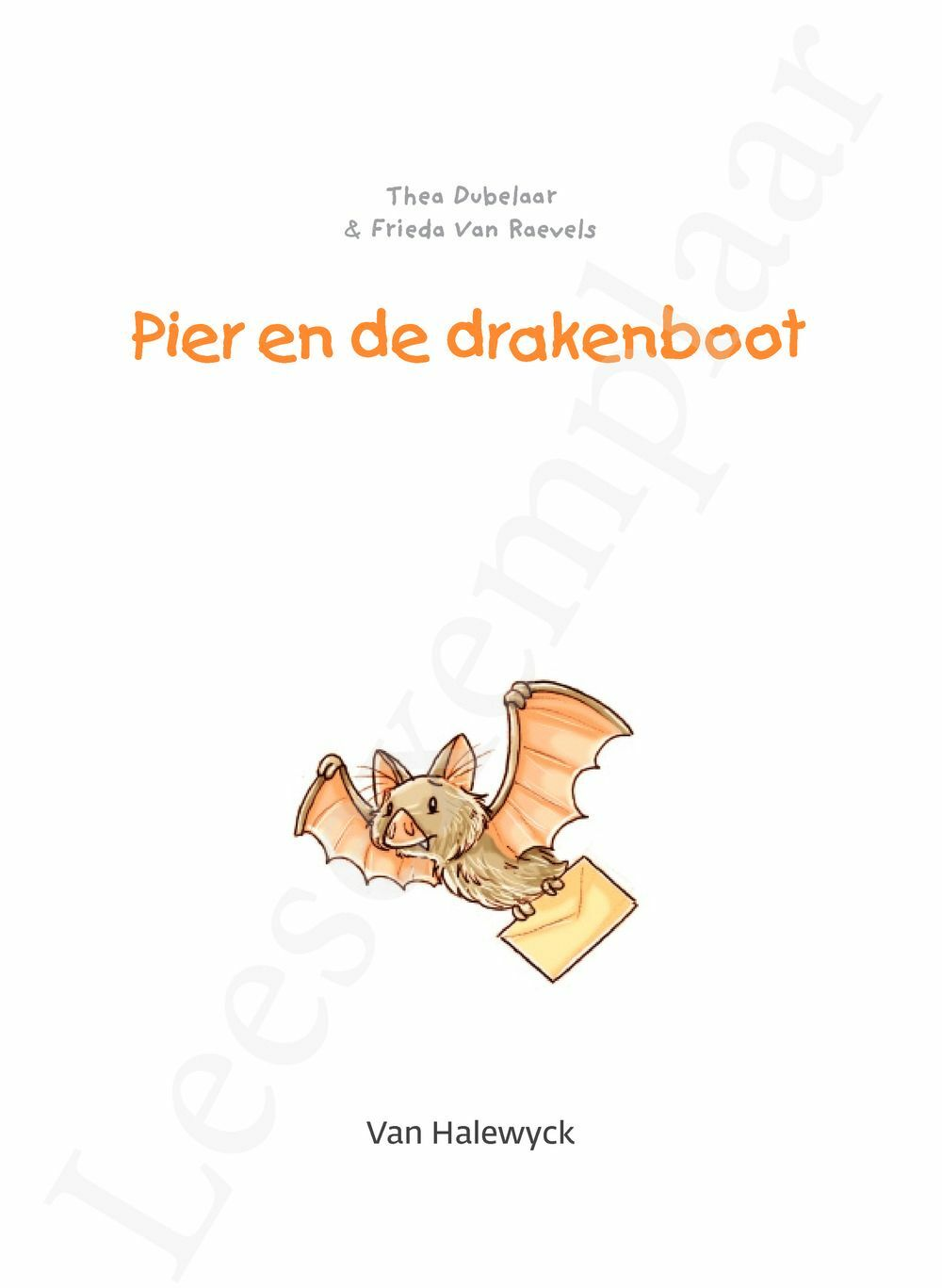 Preview: Pier en de drakenboot