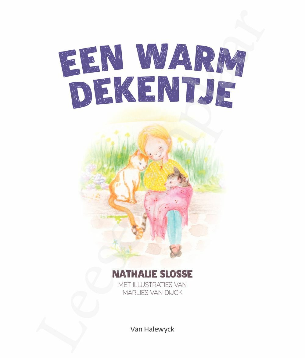 Preview: Een warm dekentje