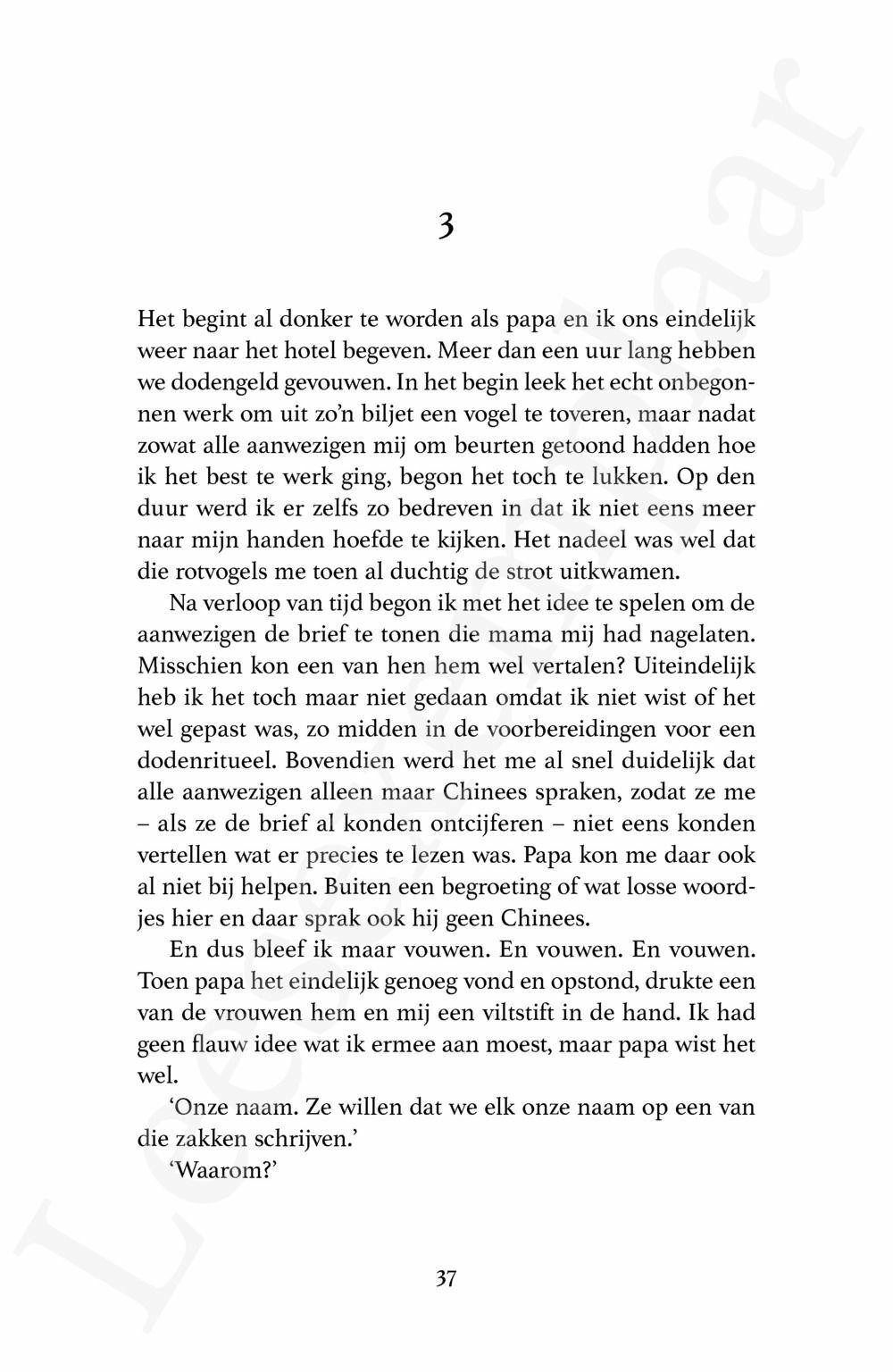 Preview: De wraak van de jakjongen