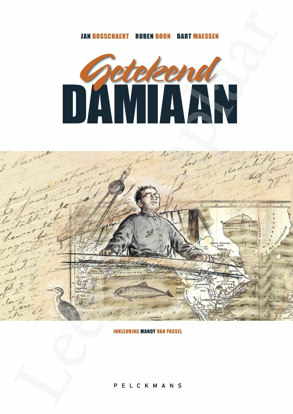 Preview: Getekend Damiaan