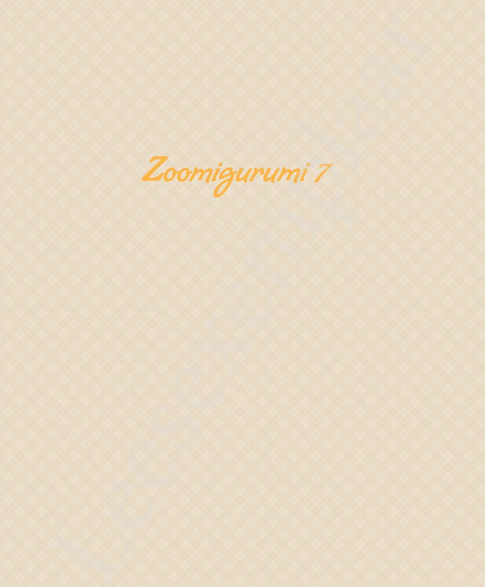 Preview: Zoomigurumi 7