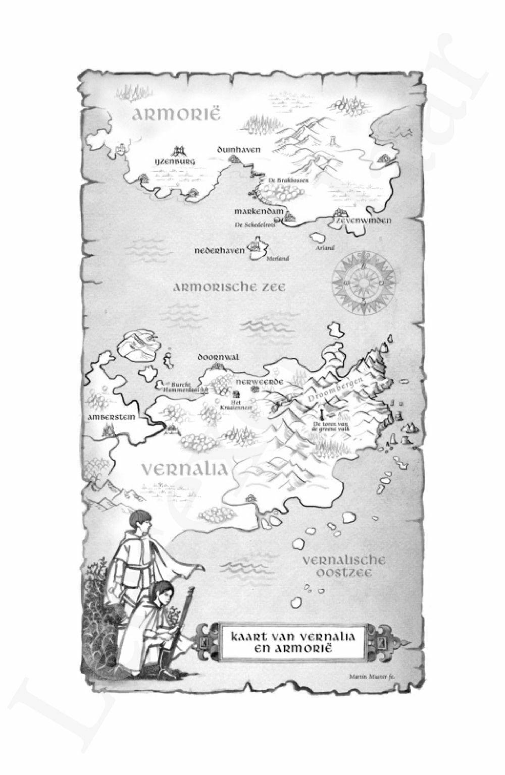 Preview: De heksen van Vernalia
