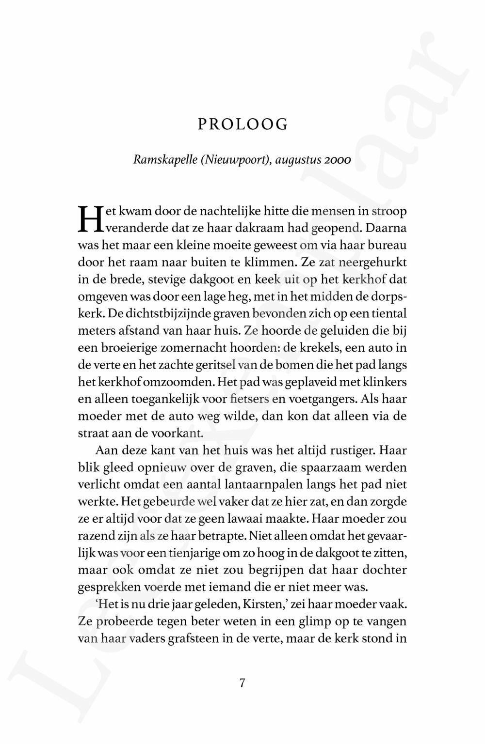 Preview: Rusteloos