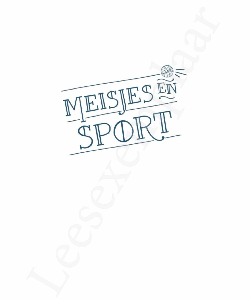 Preview: Meisjes en sport