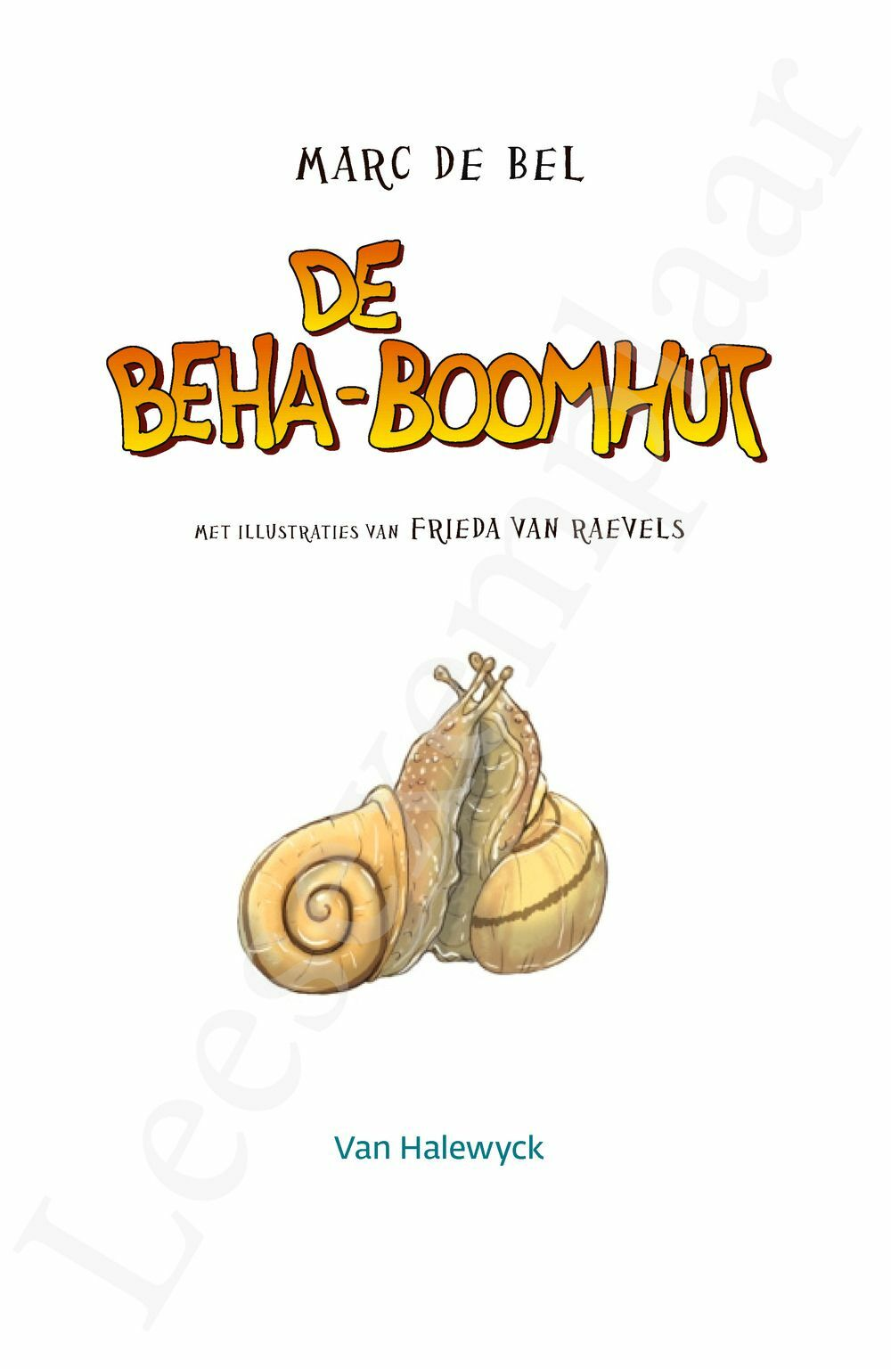 Preview: De beha-boomhut