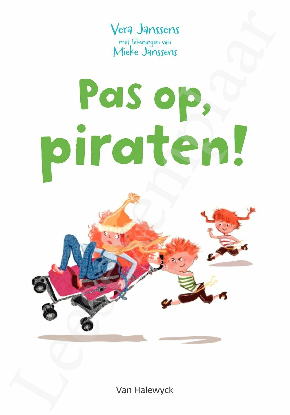 Preview: Pas op, piraten!