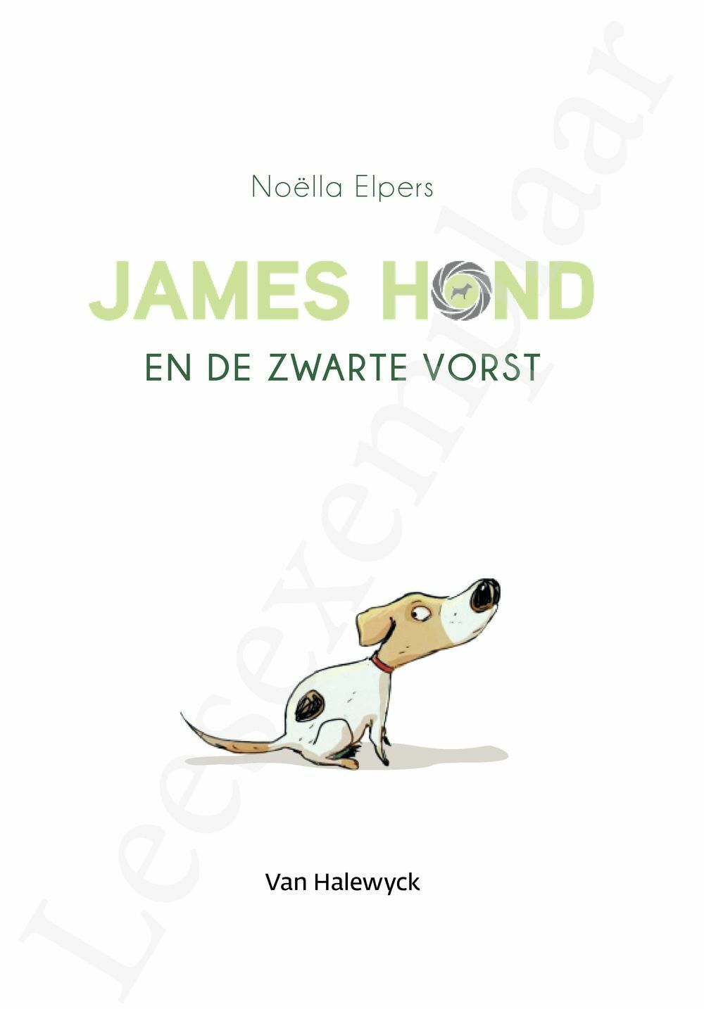 Preview: James Hond en de zwarte vorst