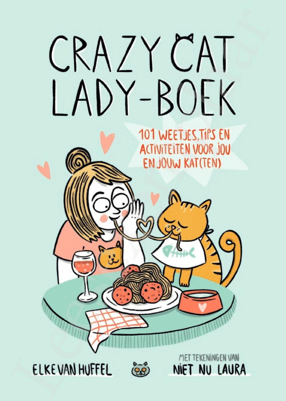 Preview: Crazy Cat Lady-boek