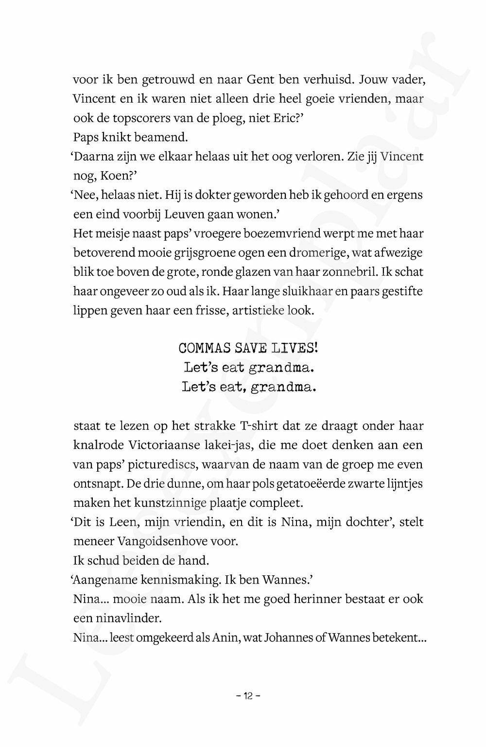 Preview: De veertiende brief