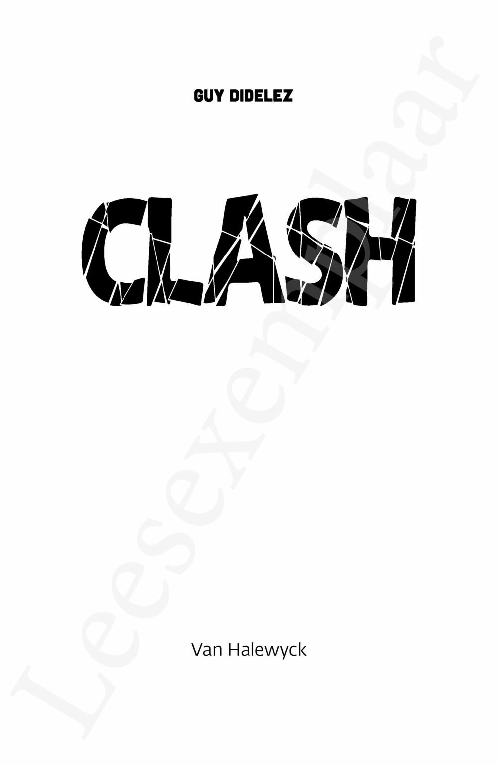 Preview: Clash