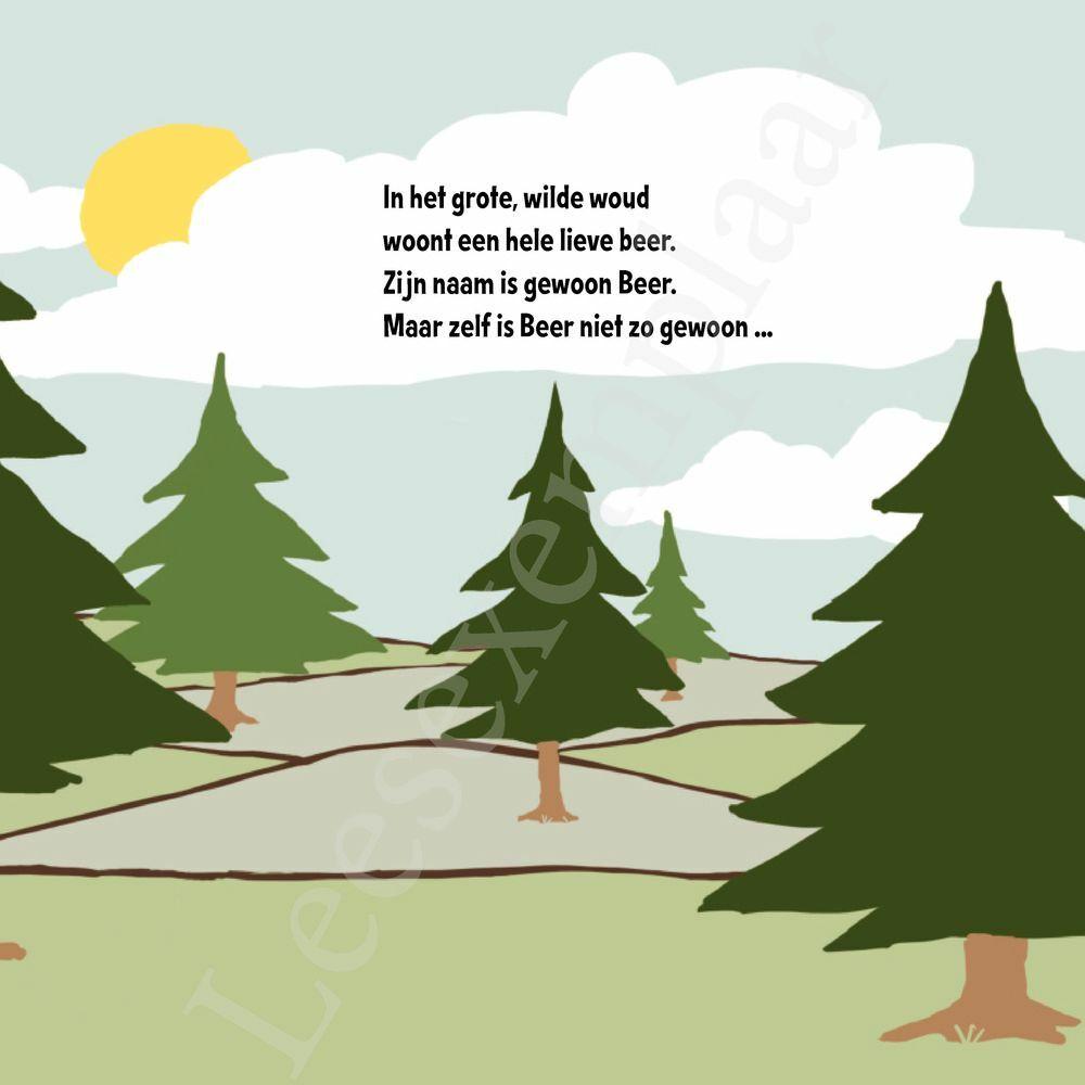 Preview: In het wilde woud: Grote Beer