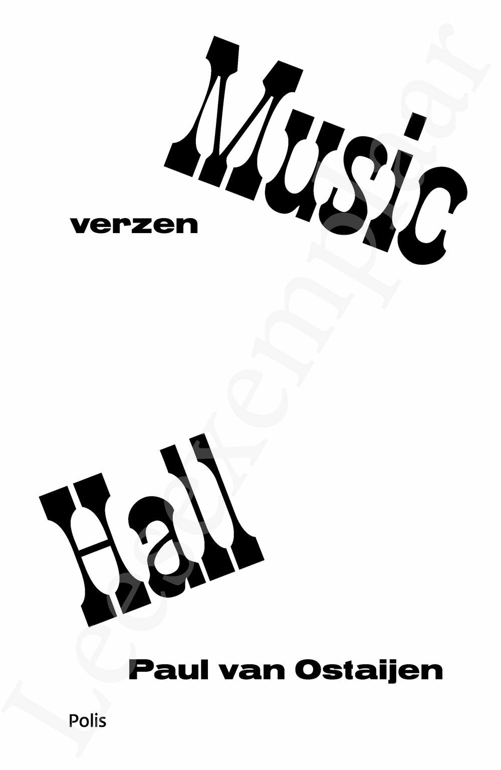 Preview: Music-Hall