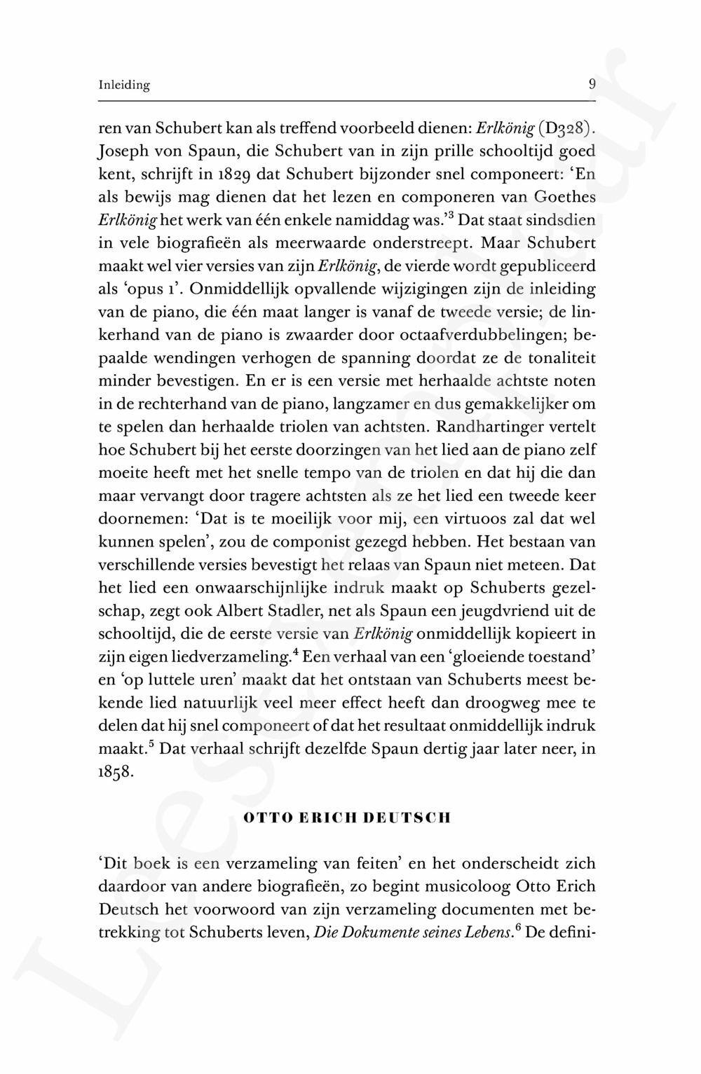 Preview: Schubert