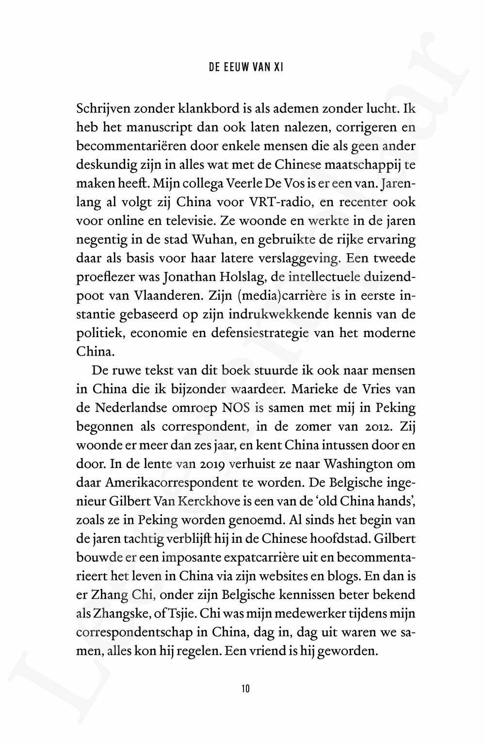 Preview: De eeuw van Xi