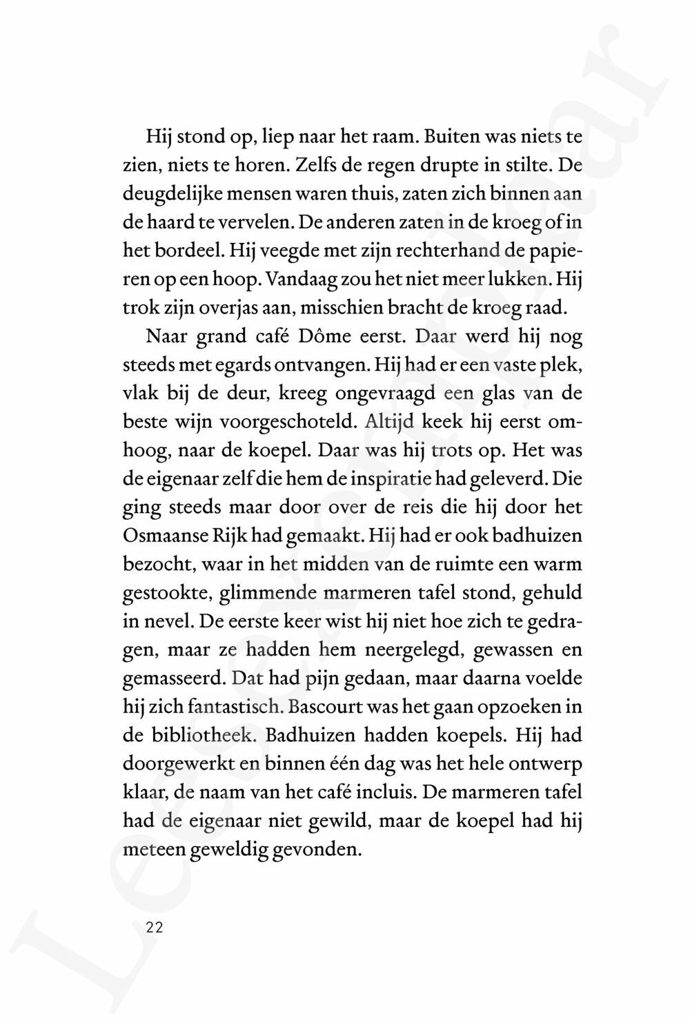 Preview: Morgenster