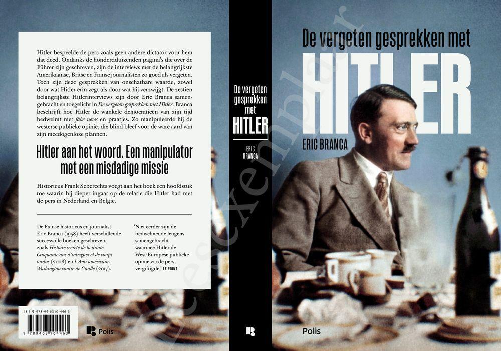 Preview: De vergeten gesprekken met Hitler