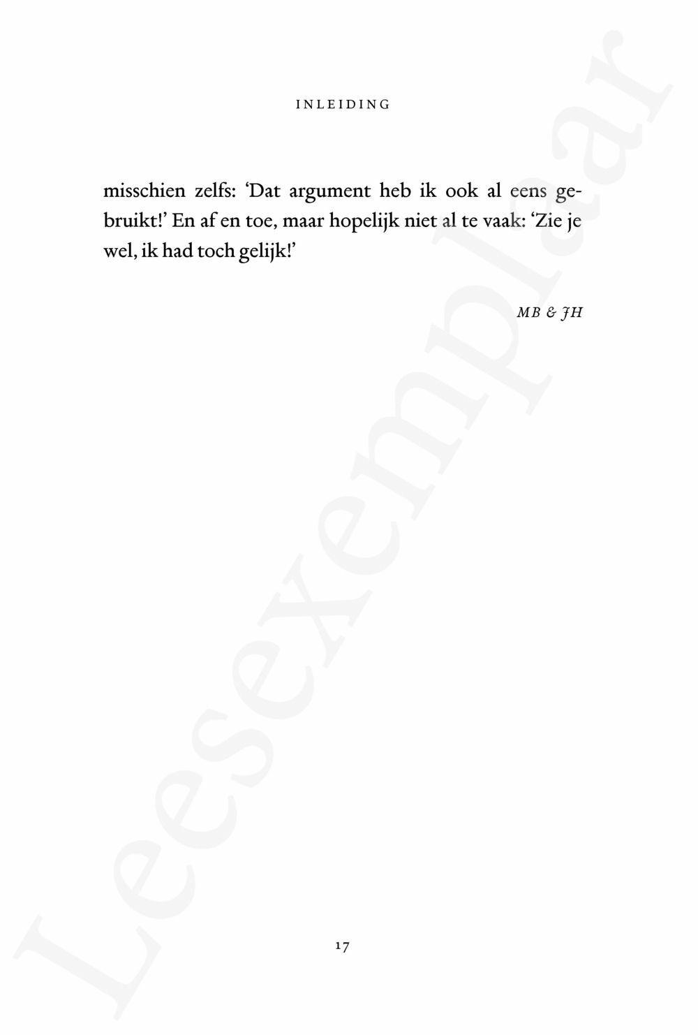 Preview: Alles wat in dit boek staat is waar (en andere denkfouten)