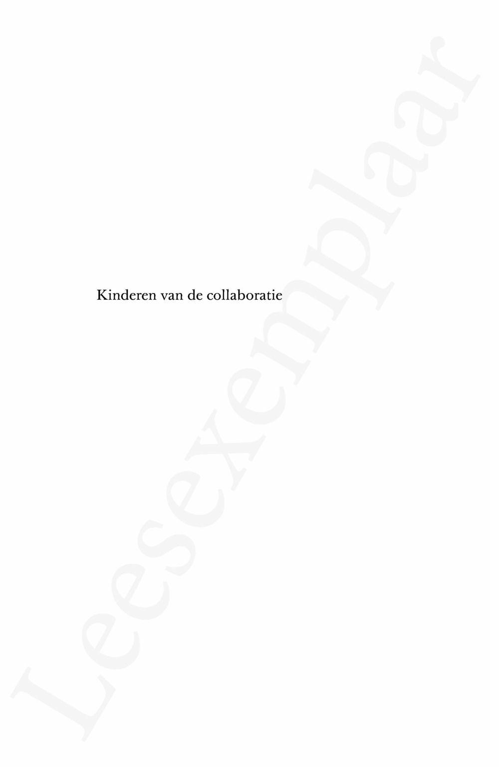 Preview: Kinderen van de collaboratie