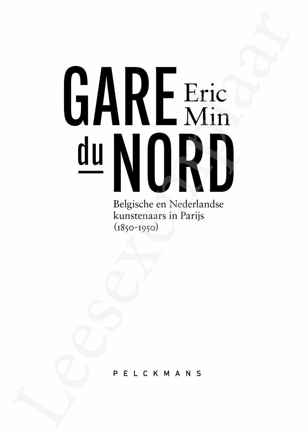 Preview: Gare du Nord