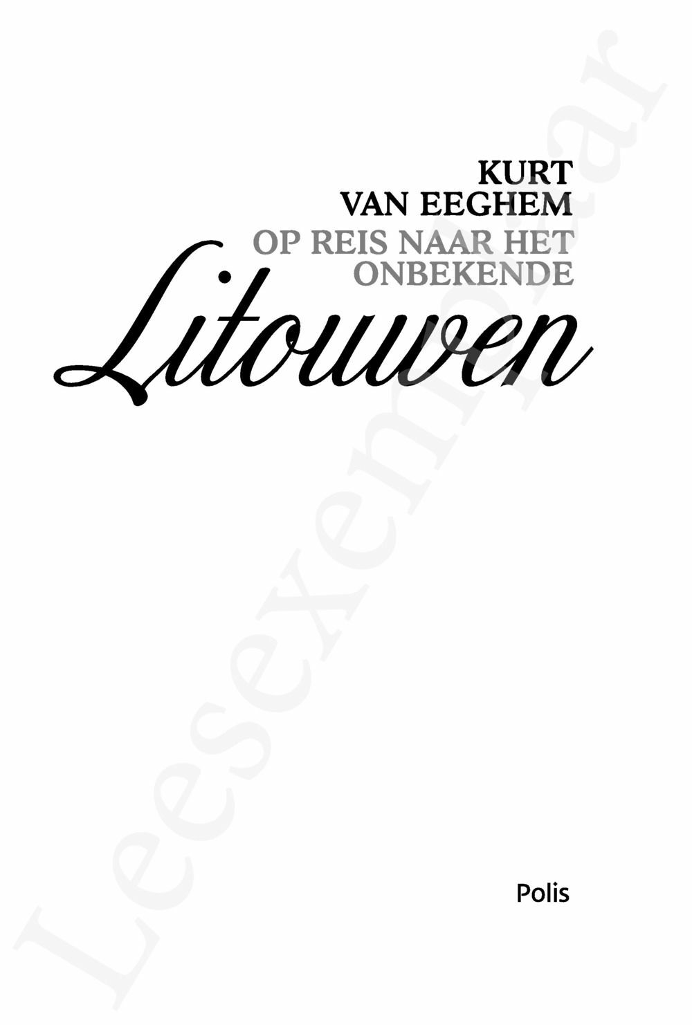 Preview: Litouwen