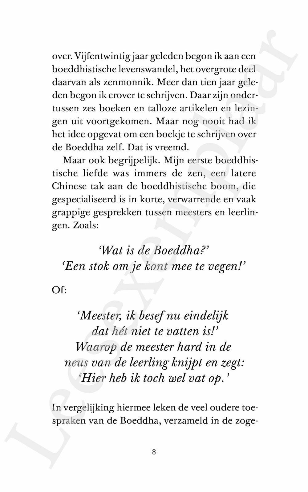 Preview: Wat kan ik leren van de Boeddha?