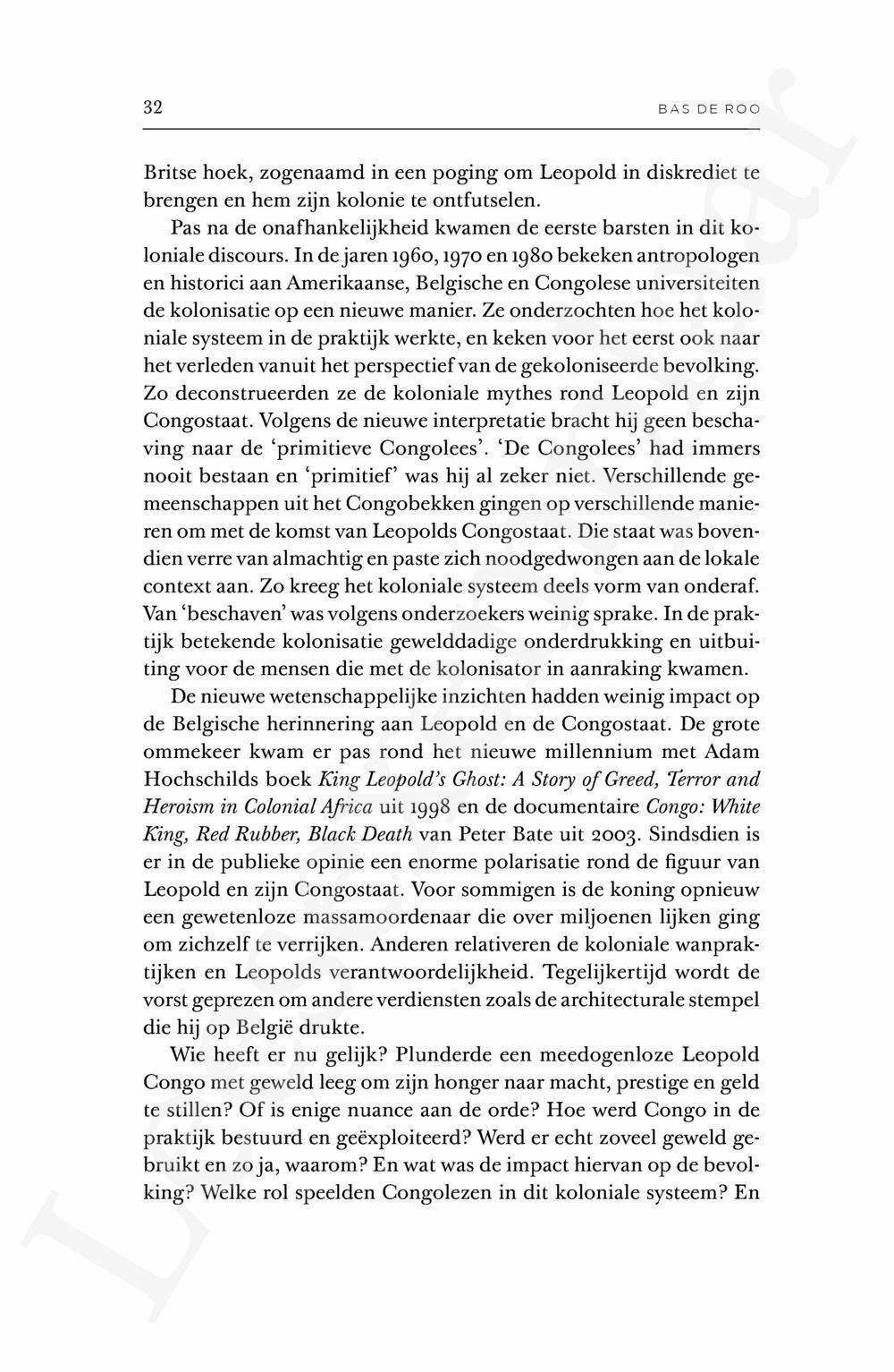 Preview: Koloniaal Congo