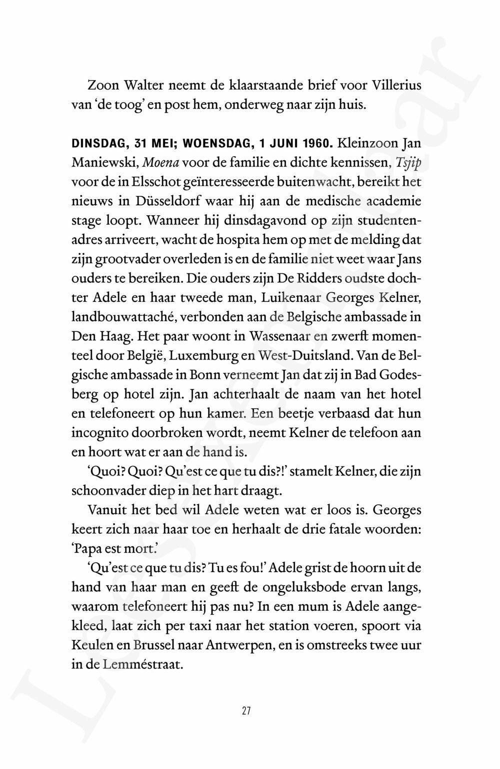 Preview: Willem Elsschot. Het Ridderspoor