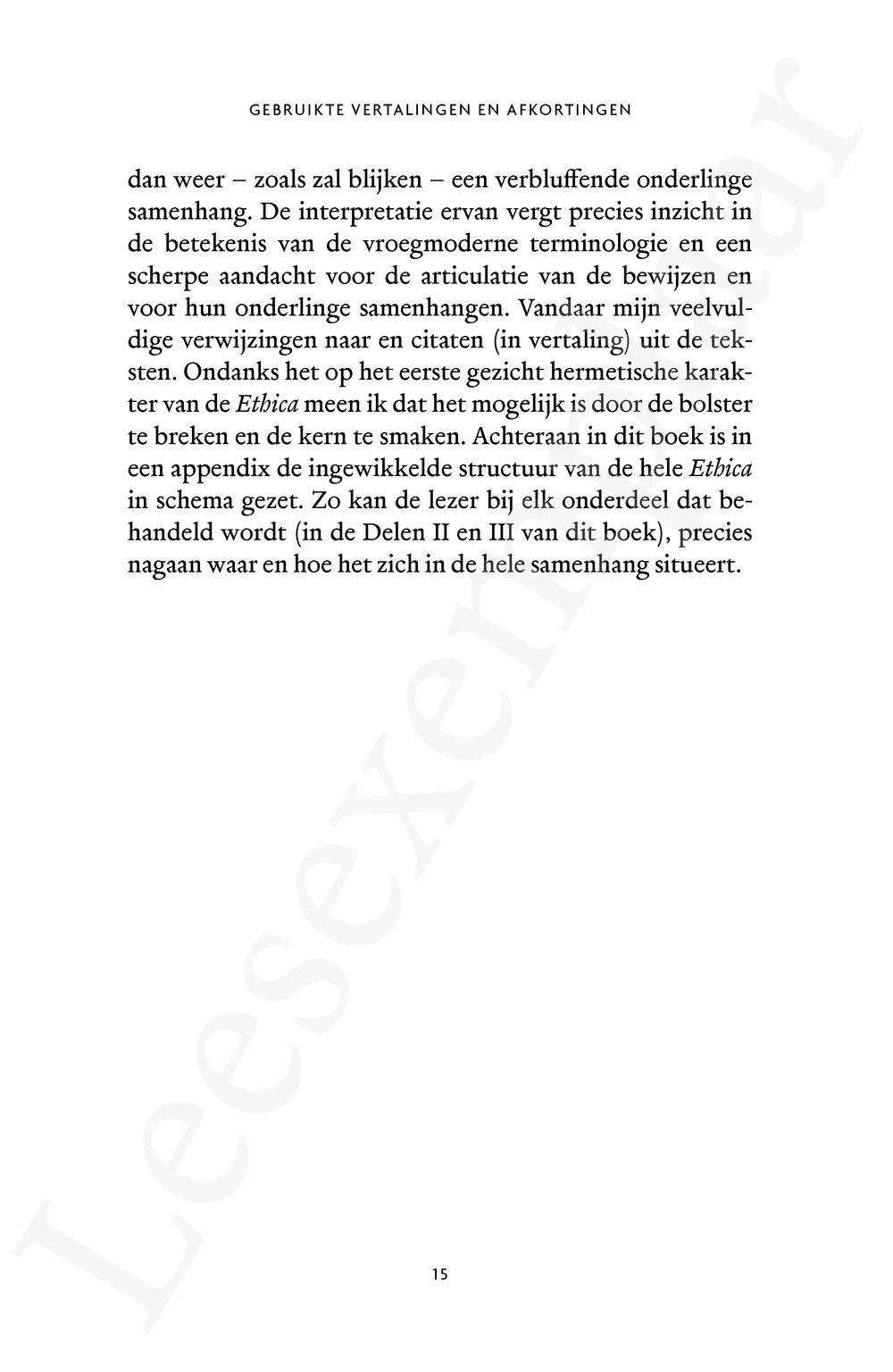Preview: De andere Spinoza
