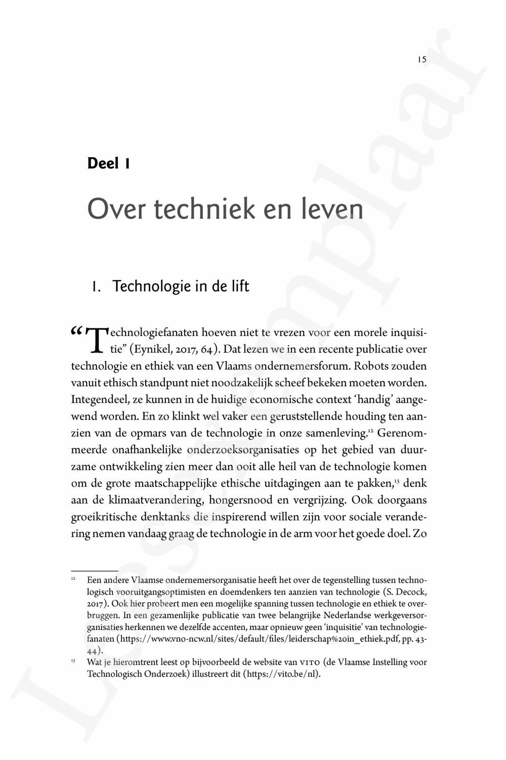 Preview: Zingeving in technologie