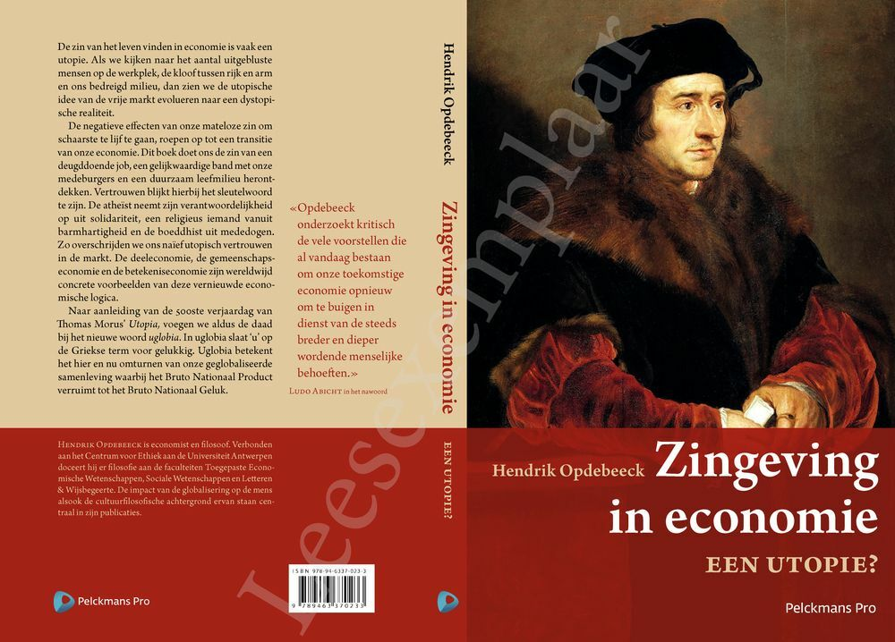 Preview: Zingeving in economie