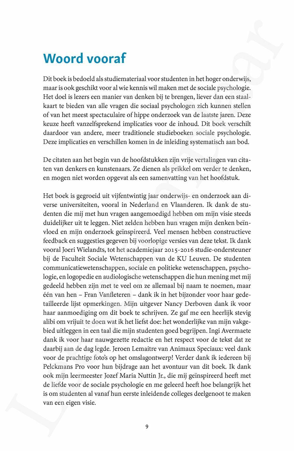 Preview: Macht, meningen en na-apers