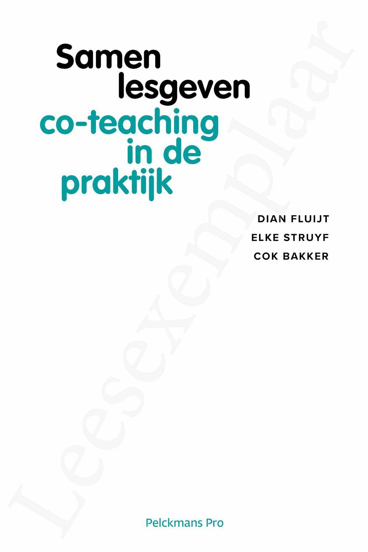 Preview: Samen lesgeven