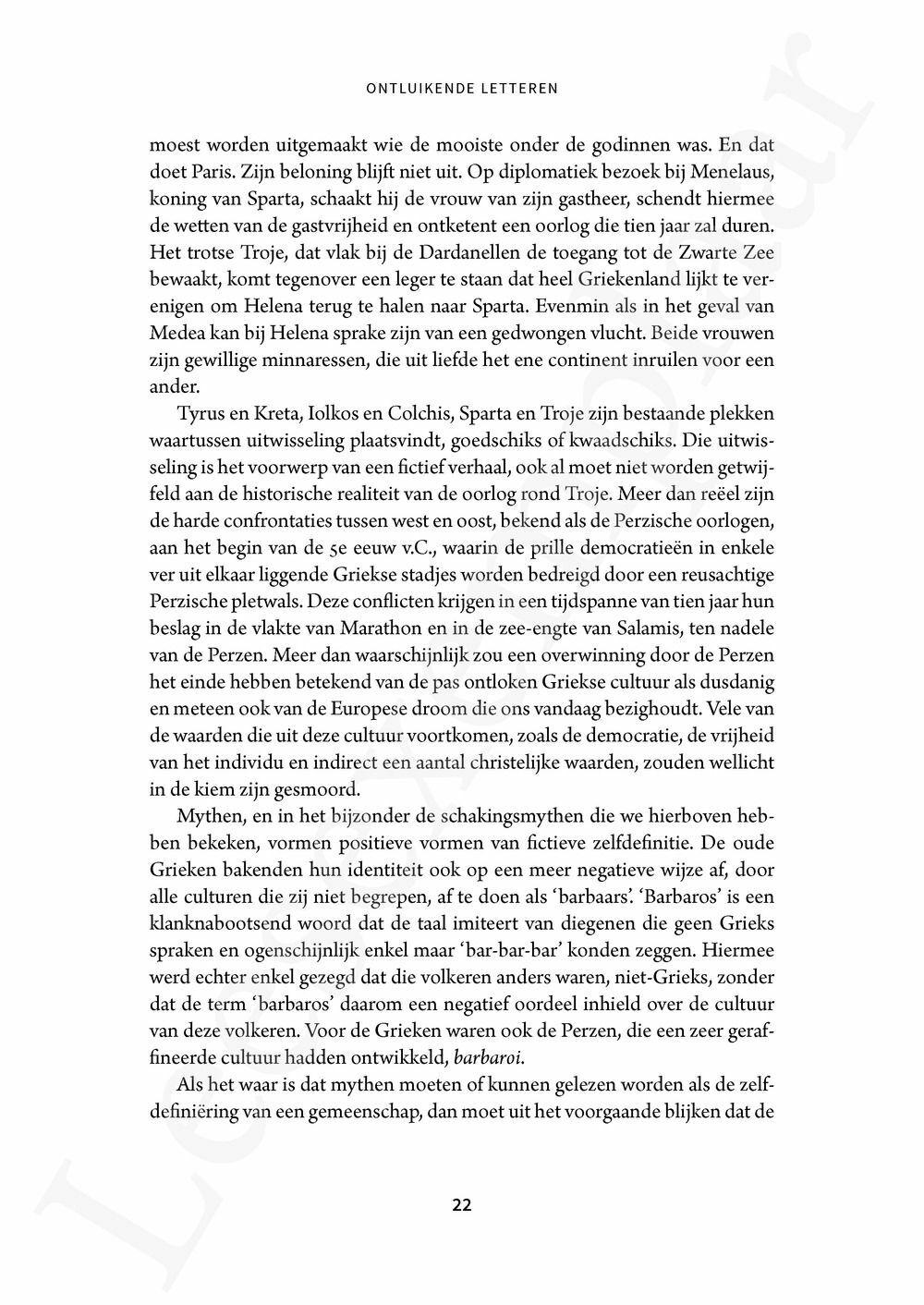 Preview: Ontluikende letteren (hardcover)
