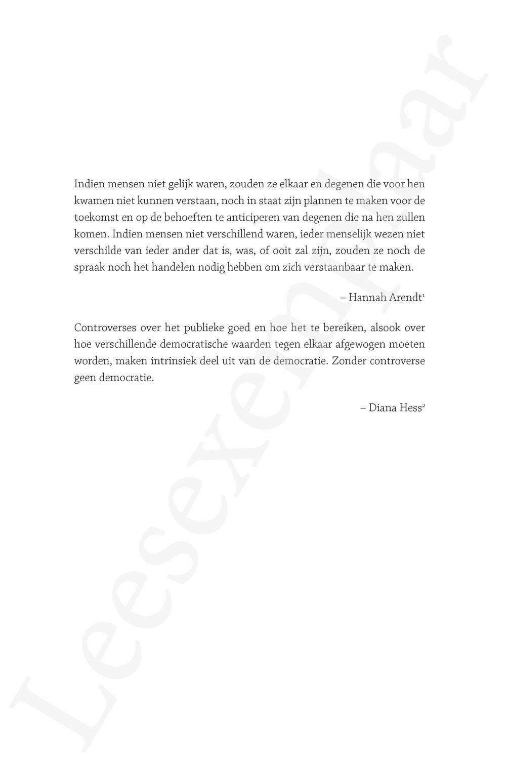 Preview: Omgaan met controverse en polarisatie in de klas